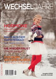 Magazin Meine wechseljahre | Ausgabe 1/2019 | Cover