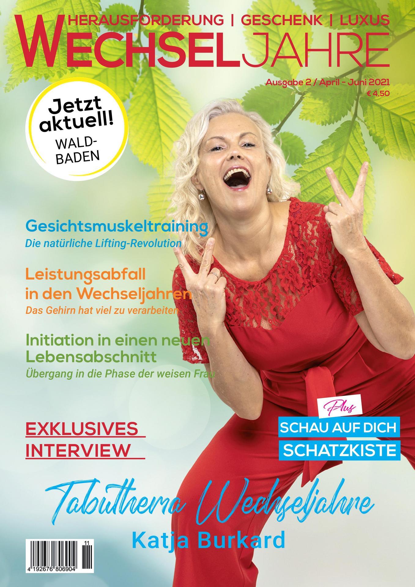Magazin Wechseljahre 2/2021